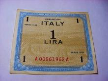 1943 ITALY ALLIED MILITARY CURRENCY