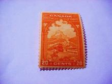 1927 CANADA EXPRESS E3 STAMP