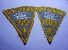 [2] NEW LONDON POLICE PATCHES