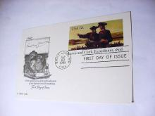 1981 NORTHWEST EXPLORATION FIRST DAY COVER