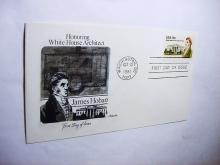JAMES HOBAN FIRST DAY COVER