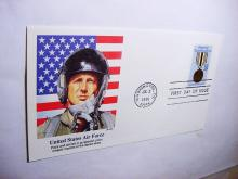 1991 AIR FORCE FIRST DAY COVER