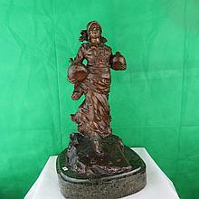 Italian Bronze by R.Dezaro C.1900. 15