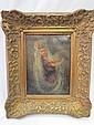 Oil on Canvas By E.Marin Cadiz ,Spain 1891