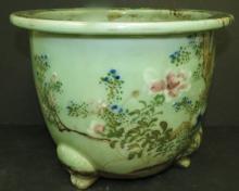 Xuantong Porcelain Planter H:9