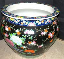 Xianfeng Porcelain Giant Planter H: 20
