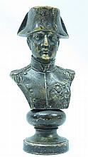 Antique French Bronze Seal, Napoleon. H-3.8
