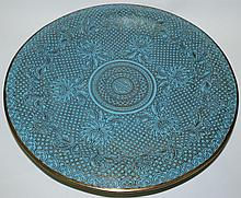 Cloisonne Enamel Plate ,China , c.1870