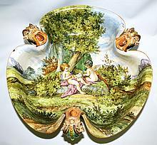 Ginori Mailoca Centerpiece Circa 1870-1900