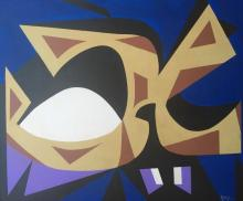 Wifredo Arcay - Oil on Masonite 23