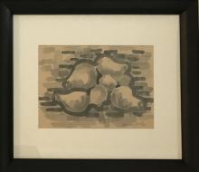 Marsen Hartley - Watercolor on paper 12
