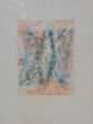 Camille BRYEN (1907-1977)  Composition  Lithographie en couleurs sur papier.   Signé en bas à droite. Numéroté 28/125 en bas à gauche.  65 x 50 cm