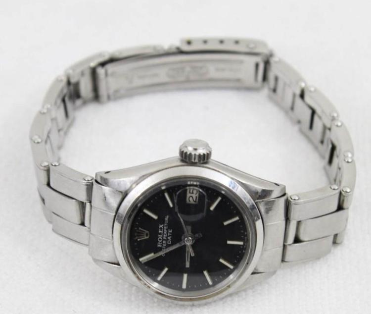 ROLEX Montre » Oyster Perpetual date »