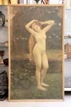 Jean Jacques HENNER (1829-1905), dans le goût de