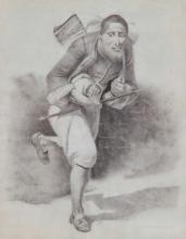 Jules BASTIEN-LEPAGE (1848-1884) Le vieux soldat