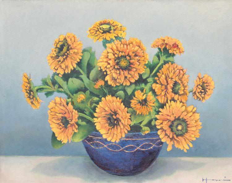 Honore xx bouquet de fleurs for Bouquet de fleurs wine