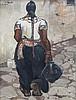 Camilo EGAS (1899-1962)  Sud-américaine de dos - Paris, 1925, Camilo Egas, Click for value