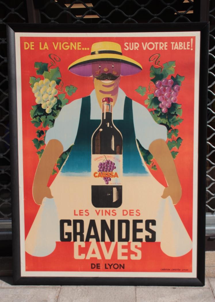 Création Cristen Lyon  Les vins des grandes caves de Lyon