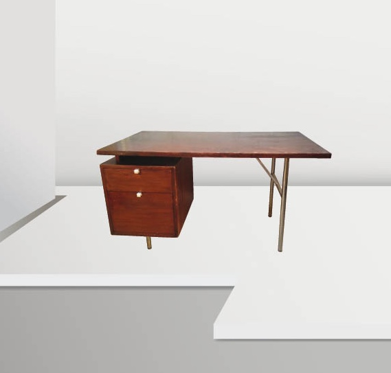 George NELSON (act.1837-1869) - Edition Herman Miller - 1960 Bureau