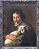 Jose DE RIBERA (1588/91-1652), dans le gout de , Jusepe De Ribera, €400
