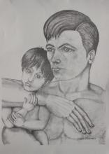 Jean MARAIS (1913-1998)  L homme et l enfant