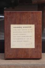 Serge OLDENBOURG (1927-2000) dit SERGE III  Agressions d' identite.