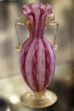 Vintage Venetian Murano Vase