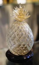 Murano Glass Pineapple