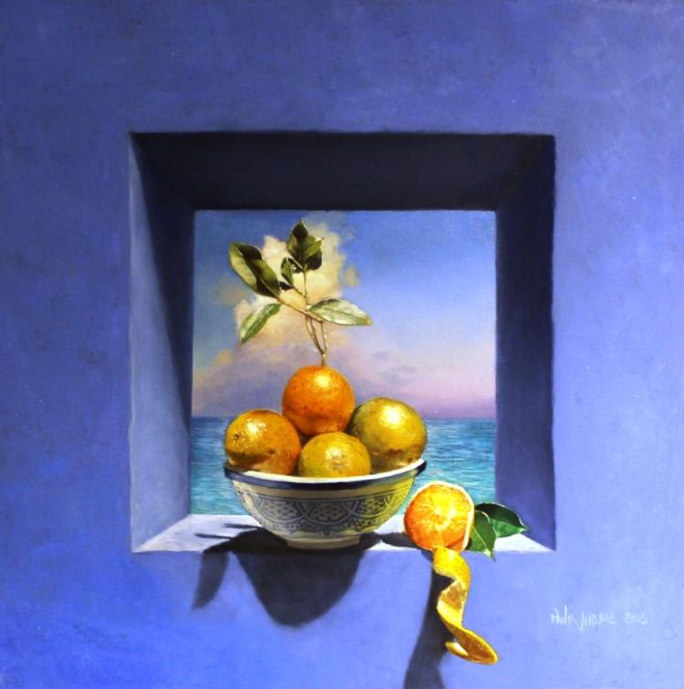 Oil Painting by Jiminez