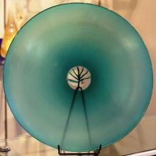 Venini Glass Platter