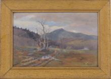 John I. Coggeshall New England Mountain Landscape.