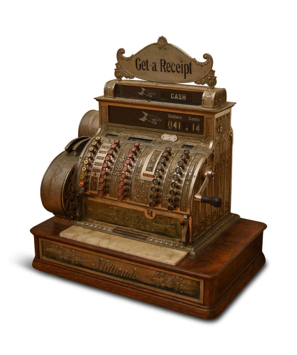 National Cash Register Model 452.