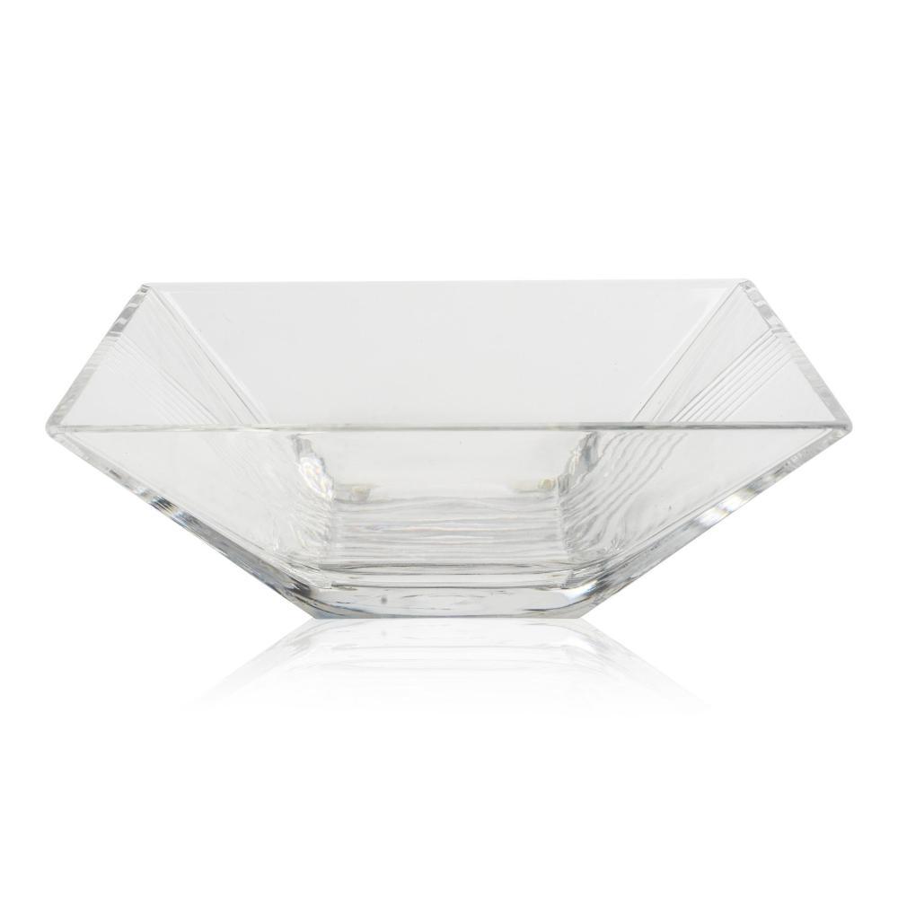 Tiffany & Co. Glass Center Bowl.