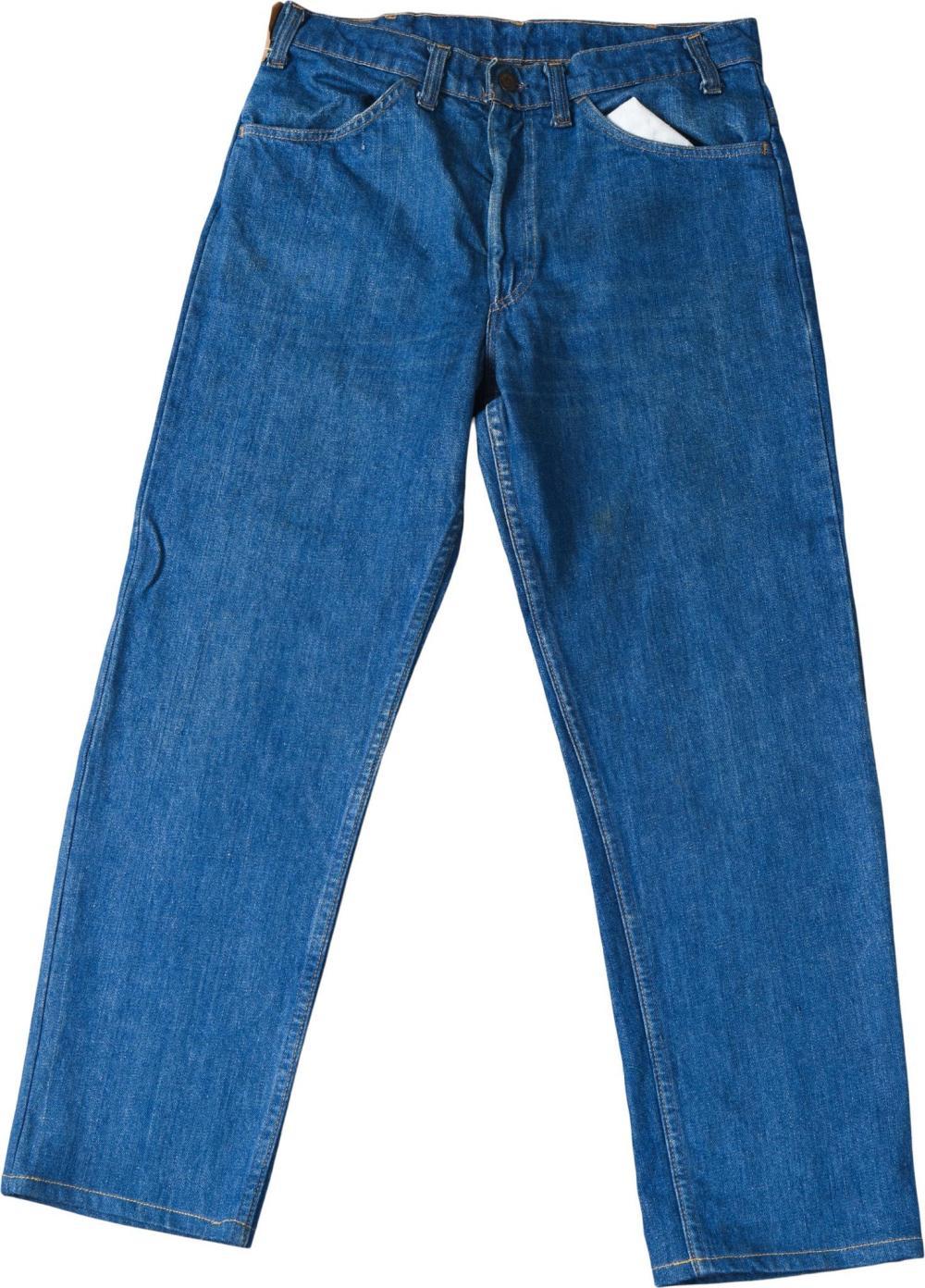 Vintage 1970's Men's Levi 405 Jeans.