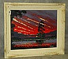 Florida Highwaymen painting oil on panel by John Maynor, John Maynor, Click for value