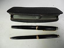 Two (2) Montblanc Pens
