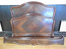French Rosewood Bed