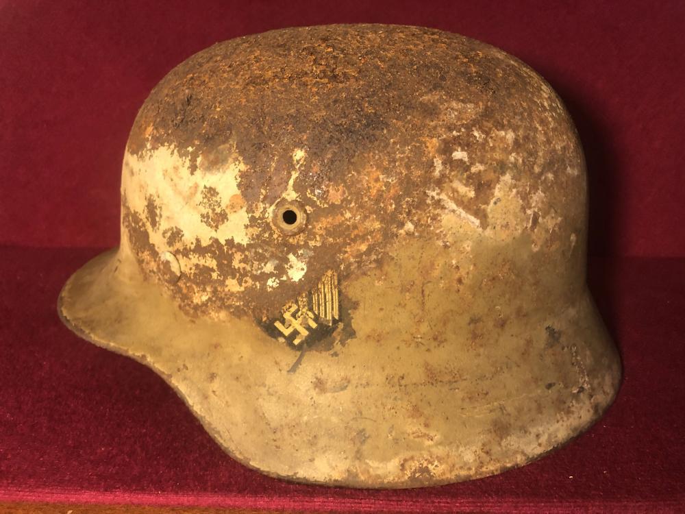 WWII German Nazi helmet