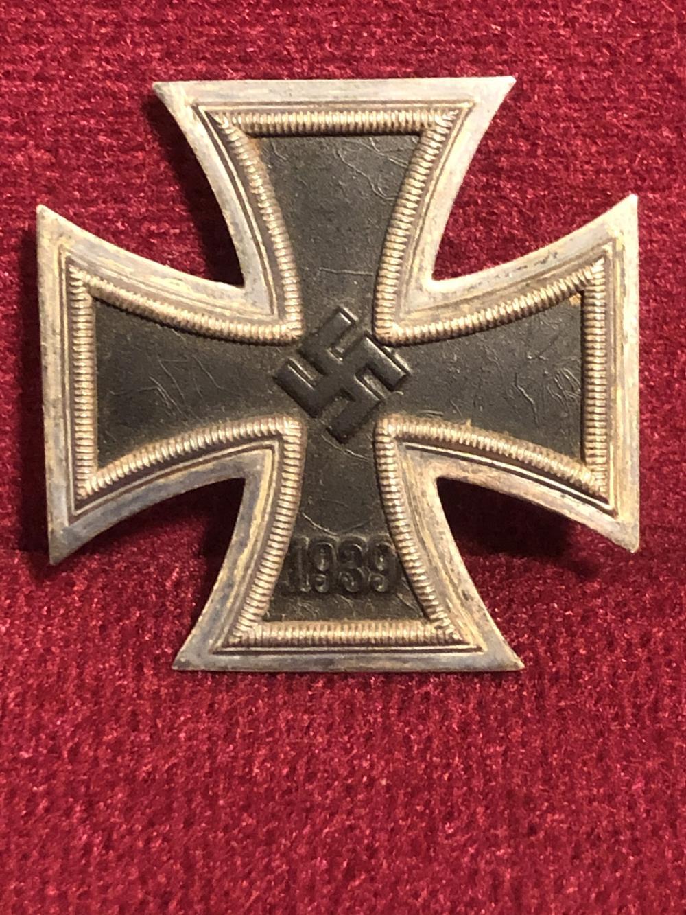 WWII German Nazi grand cross of the iron cross