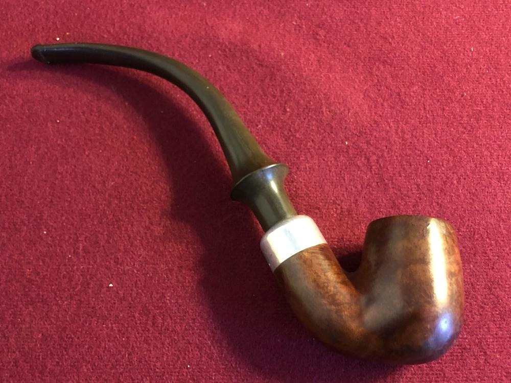Older Maxi well Italy smoking pipe