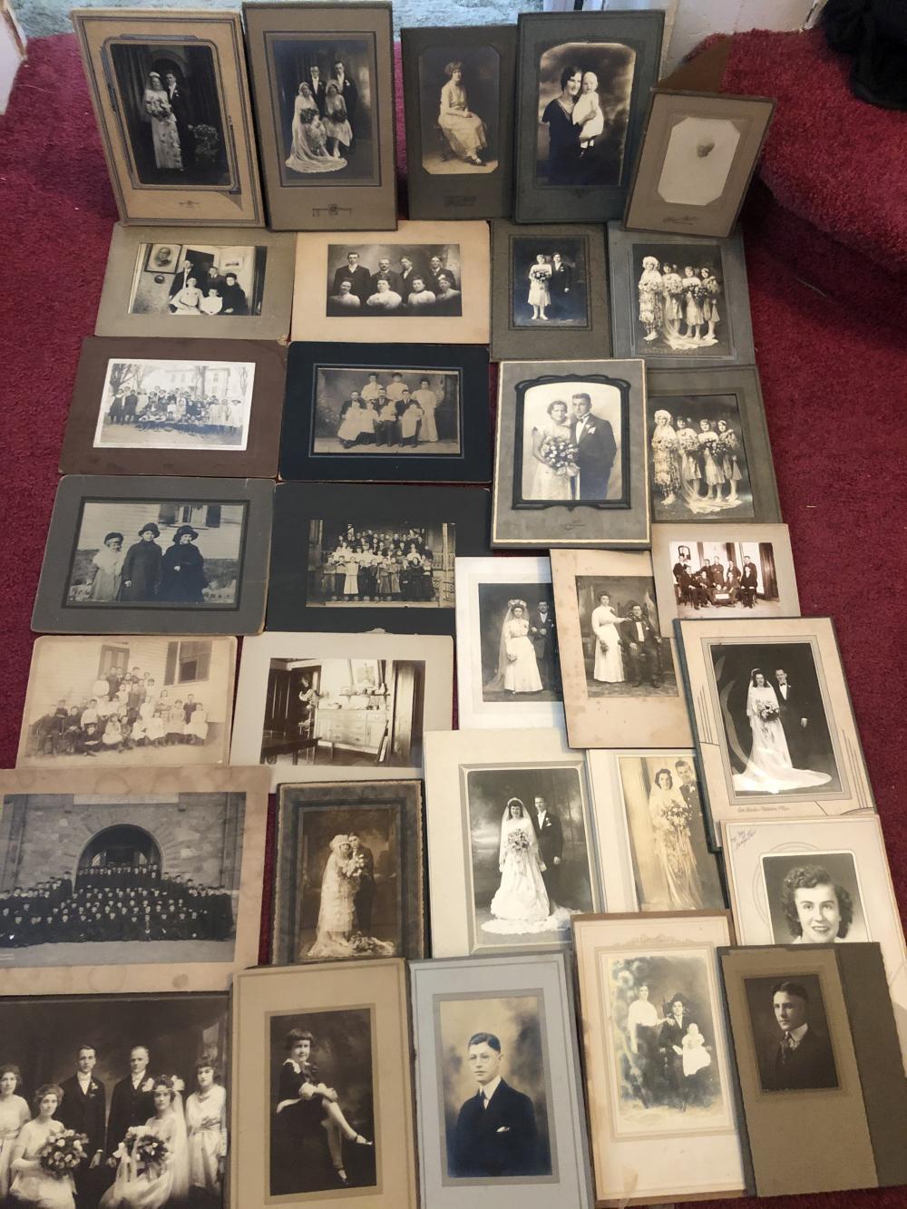 Antique & vintage photography