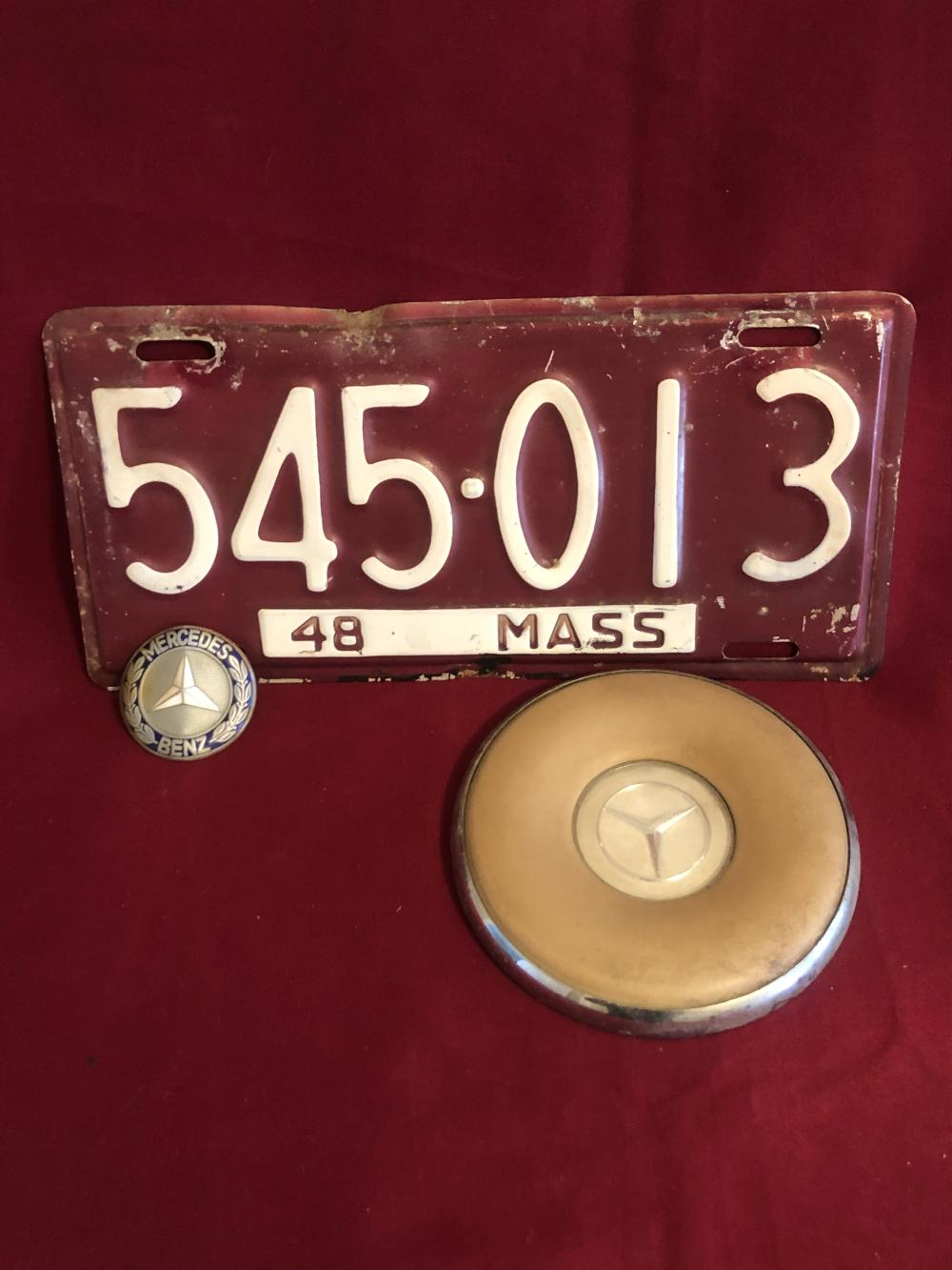 Lot of automobile related items