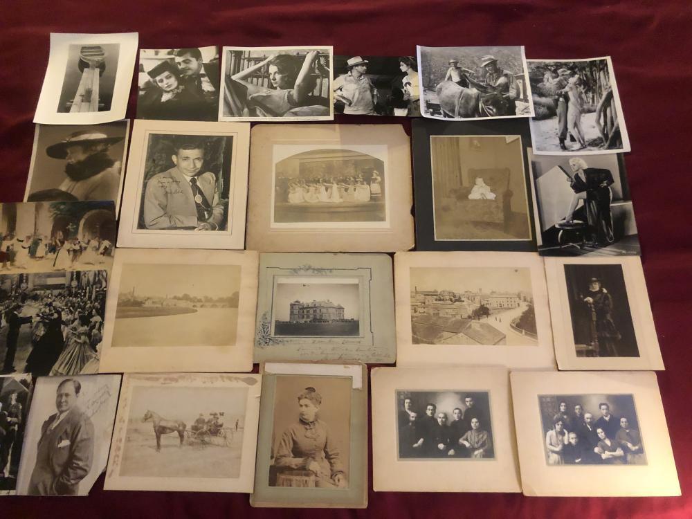 Antique & vintage photographs