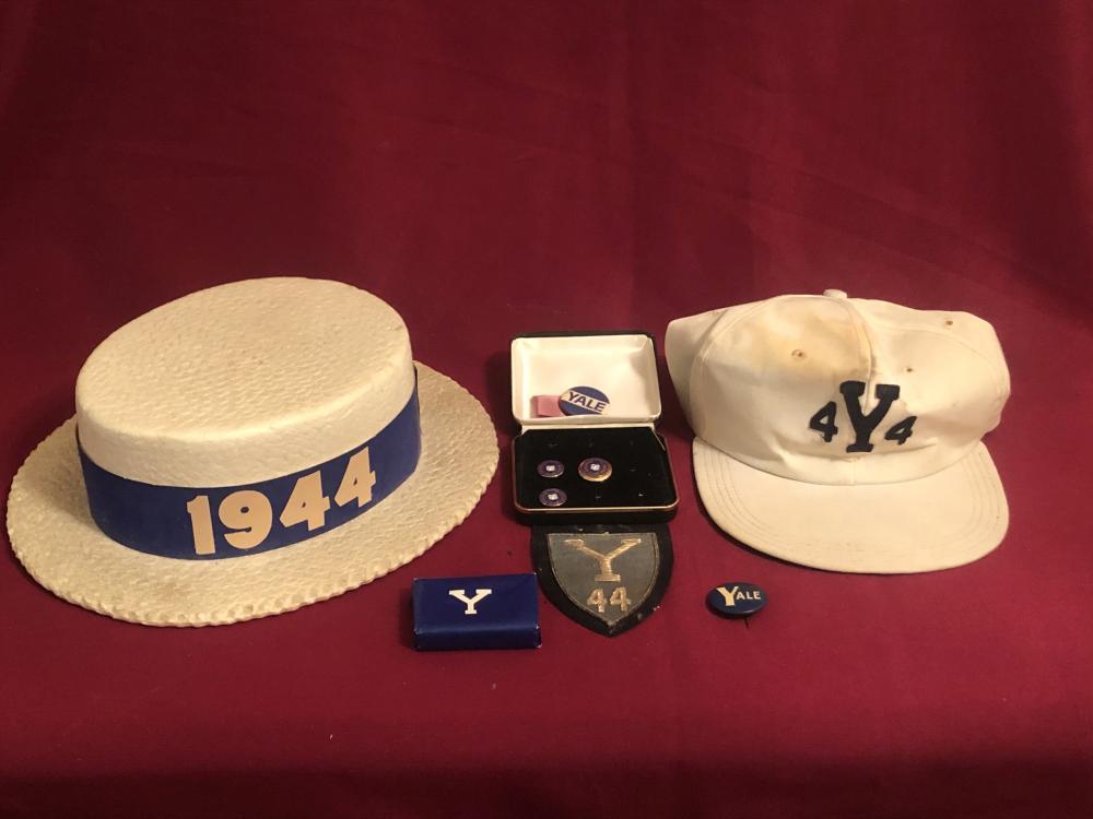 WWII era Yale university memorabilia
