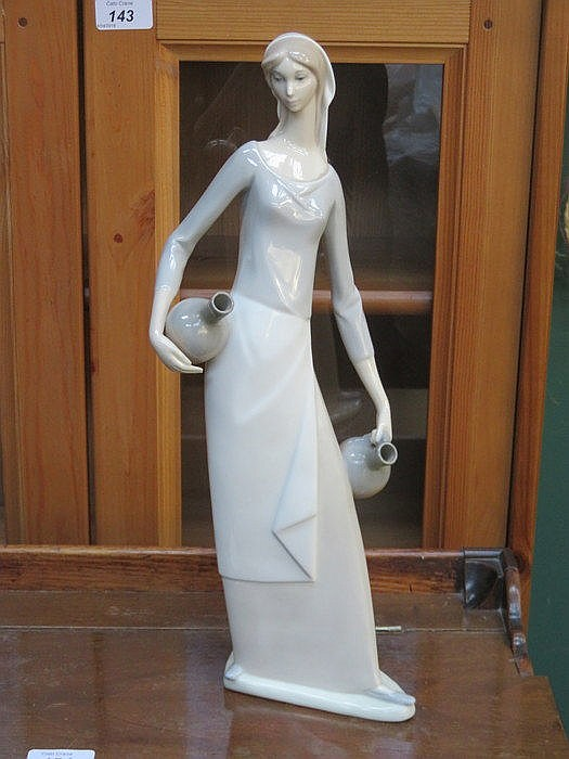 NAO FIGURINE, APPROXIMATELY 40cm HIGH