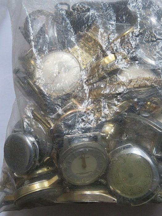 PARCEL OF VARIOUS WRISTWATCHES