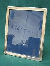 HALLMARKED SILVER FREE STANDING PHOTO FRAMED BY MAPPIN & WEBB, APPROXIMATEL
