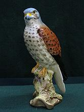 BESWICK GLAZED CERAMIC KESTRAL, No.2316, BY GRAHAM TONGUE, APPROXIMATELY 18cm HIGH