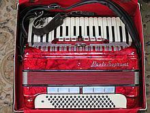 PAOLO SOPRANI CASED PIANO ACCORDION
