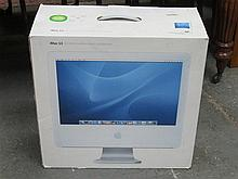 BOXED IMAC G5 20in WIDESCREEN COMPUTER